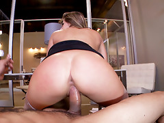 Rachel Roxx rocked (by a dick)video