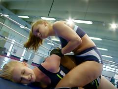 Nude Fight Club Presents: Daikiri vs Alice Kingvideo